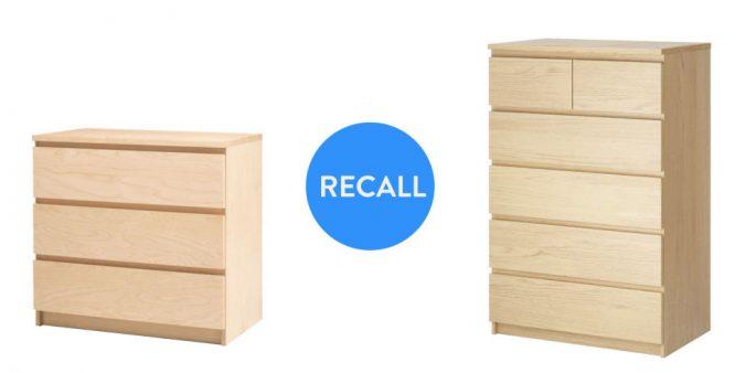 Ikea Malm Recall Date Stamp